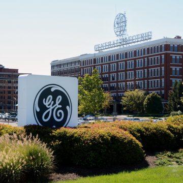 Technische analyse: koopkans General Electric