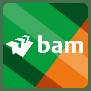 BAM kan opwaarts trendkanaal vormen