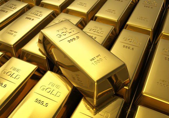 Goud, weerstand in opwaarts trendkanaal