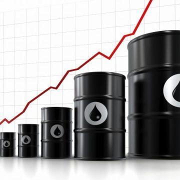 Olie lijkt klaar voor een uitbraak