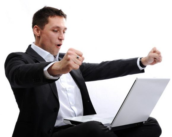 Een broker die beleggers iets wil leren