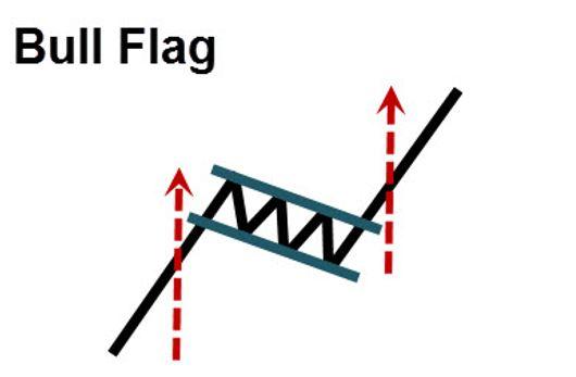 bull-flag