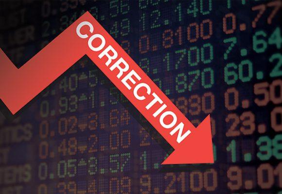 Wat zijn marktcorrecties en moet je ervan schrikken?
