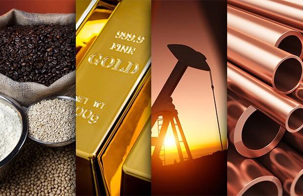 Cycli beleggen in grondstoffen