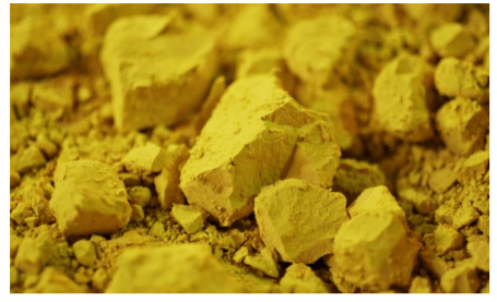 Yellow cake uranium