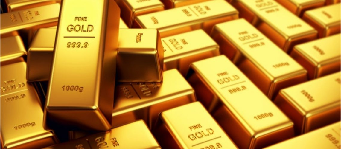 Stock-to-flow ratio voor goud, zilver en bitcoin